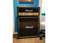 Marshall AVT150H Half Stack Guitar Amplifier with 4x12