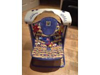 Fisher-Price Deluxe Take-Along Swing for sale.