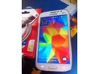 samsung galaxy Grand Plus Neo 16GB 0pen to all network Takes Two Sim Cards very good condition