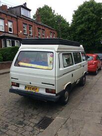 Volkswagen VWt25 campervan