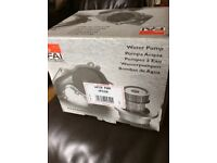 Water pump for land rover freelancer 2L diesel. Brand new. Still in sealed packet £30