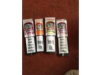 Blunt wrap various flavours 2x cigar wraps