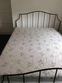 Good condition memory foam double mattress.30.00 to collect.Please email me.