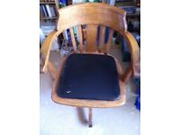 old office type chair