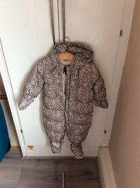 Children's Wear - Babygap Snowsuit