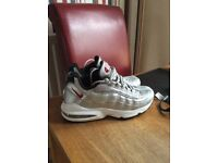 110s silver limited edition size 5.1/2