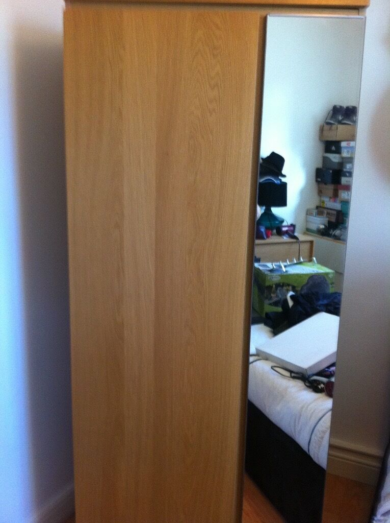 Wardrobe including internal organiserin West Hampstead, LondonGumtree - I am selling this Ikea wardrobe, including the inside drawers as per the picture. Collection only from NW3