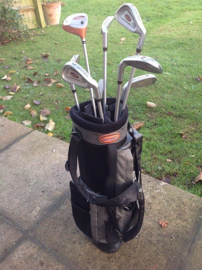 Junior Ogre golf club set
