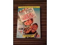 Laid in America DVD with poster signed by Casper lee