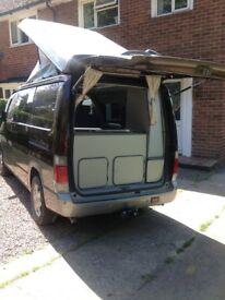 Excellent Mazda Bongo Friendee 2.5L Campervan