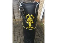 Punch Bag excellent condition £20