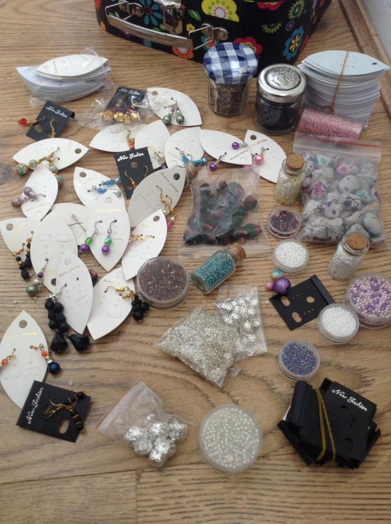 Beads/ jewellery makingin Hull, East YorkshireGumtree - Bundle of beads for crafts or jewellery making as seen in photos pick up east hull area
