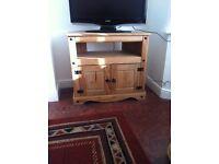 Oak Wood TV Cabinet For Sale