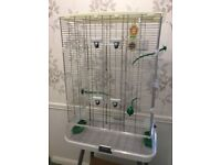 Vision Large Bird Cage with stand