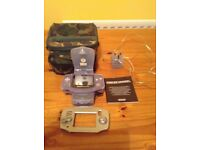 Game Boy Advance with Games