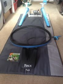 TACX Satori turbo trainer