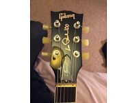 Gibson 'G Force' Tuning System