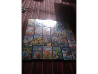 Childrens dvd,s for sale