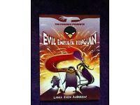 NEW - Evil Emperor Penguin comic book