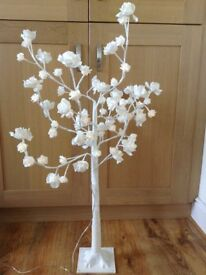 Blossom Tree LED light feature from The Range - Beautiful graceful and in VGC