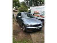 BMW 1 SERIES 2.0 120d ES 5dr.