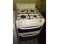 white Cannon gas cooker 60cm..Cheap free delivery