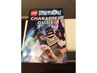 Lego dimensions character guide