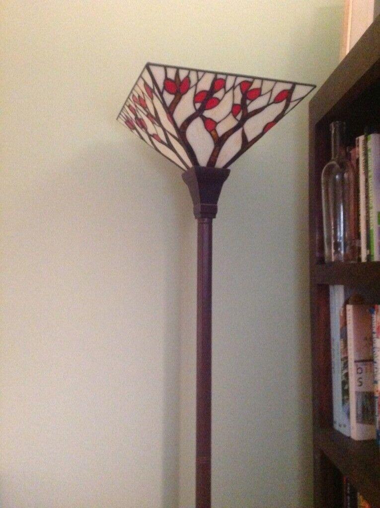 Tiffany Floor Lamp In Craigentinny Edinburgh Gumtree