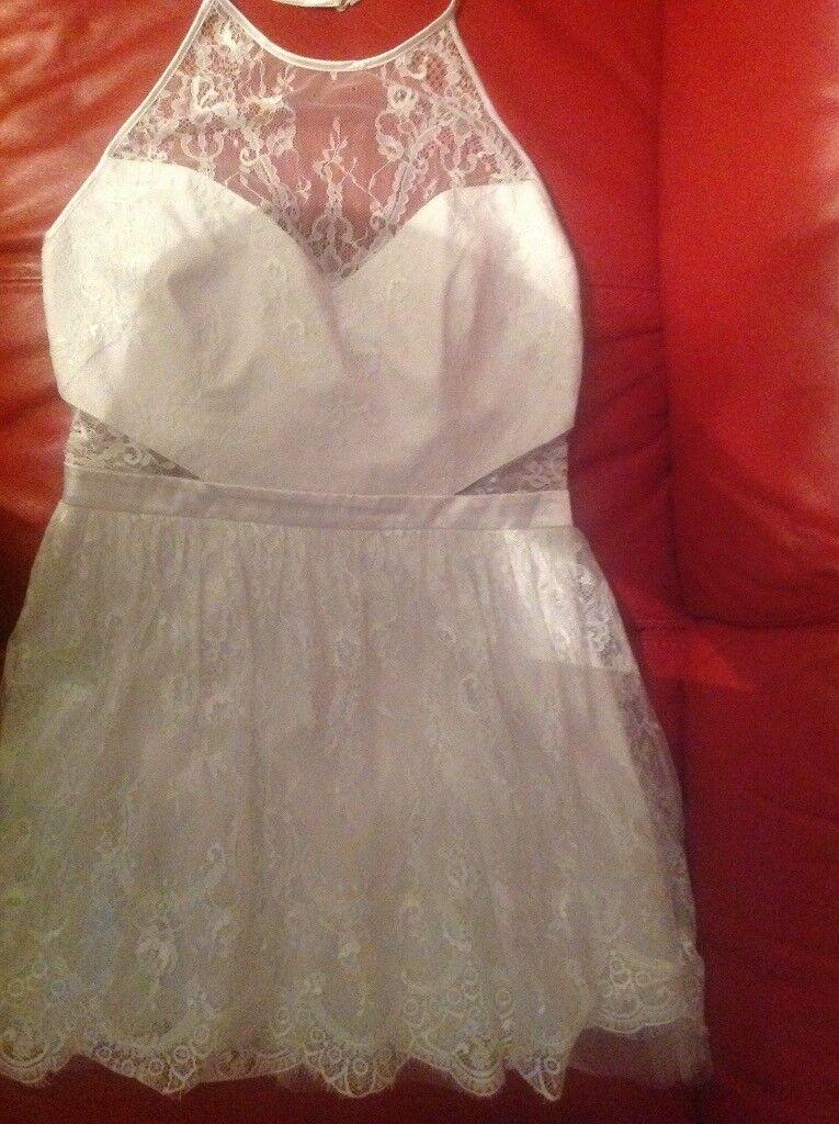 Beautiful Ariana Grande Lipsy Dress Brand New With Tags Size 12 14