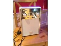 Portable CD Easy Karaoke System EKG10