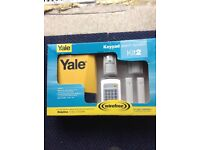 Yale home security system