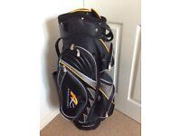 Powakaddy Deluxe Golf Bag For Sale. VGC.