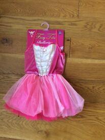 Fairy Ballerina Fancy Dress Costume