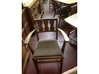 Set of 6 ercol chairs