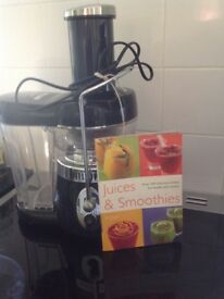 Fusion juicer.