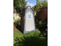 Toilet tent