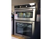 Electric double oven new in packaging 12 months gtee