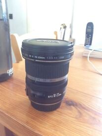 Canon 10-22mm EF-S USM