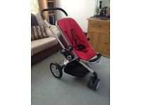 Quinny Buzz Travel System including accessories