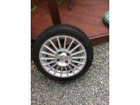 Alloy wheels for Peugeot 206