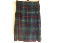 This item bought on Victoria Island in Canada. In pristine condition, Clan Edinburgh