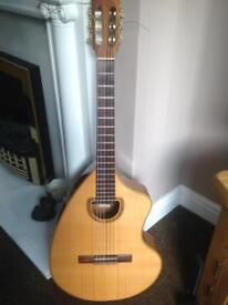 Giannnini guitar ( rare )