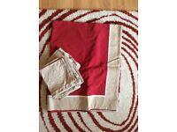 Tablecloth and napkin set