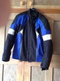 Frank Thomas Aquaforce motorbike jacket