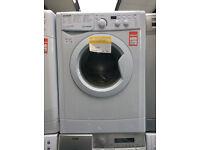 **CLEARANCE** Indesit EWSD61252W 6Kg 1200 rpm Washing Machine #347349