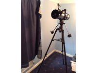 Jessops Astronomical Telescope 1100-102