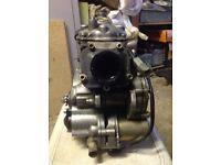 Senior rotax max engine