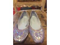 Pretty ladies shoes
