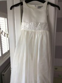 Bridesmaid Dress aged 9yrs
