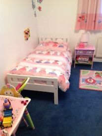 Child Beds (2 of) , Mothercare , Excellent condition , complete with matress etc